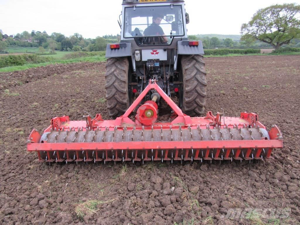 Kuhn HRB 302 D, Power harrows and rototillers