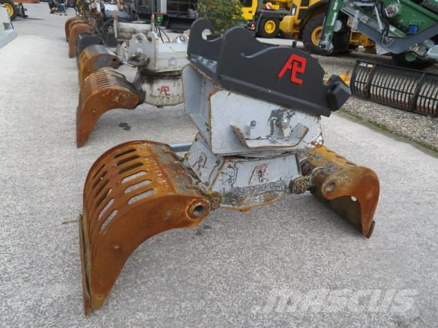 Pladdet PRG3-400 Sorting grab 400ltr CW30