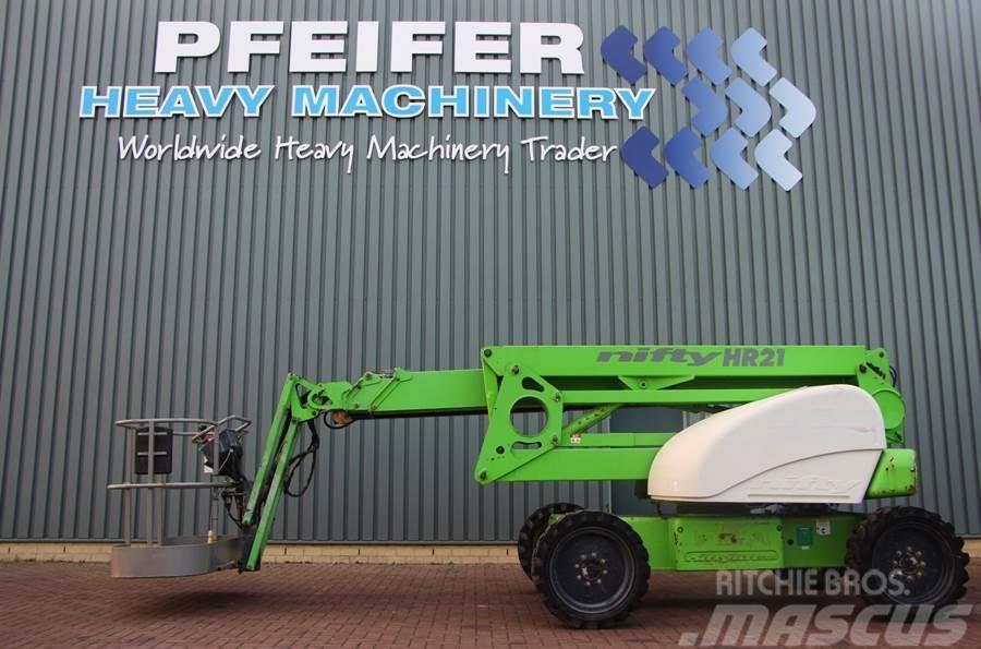 Niftylift HR21D 4x4