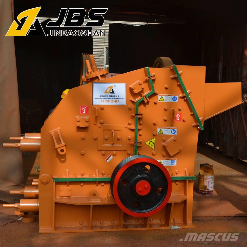 [Other] 30-80t/h Impact Crusher for railway and hailway pf