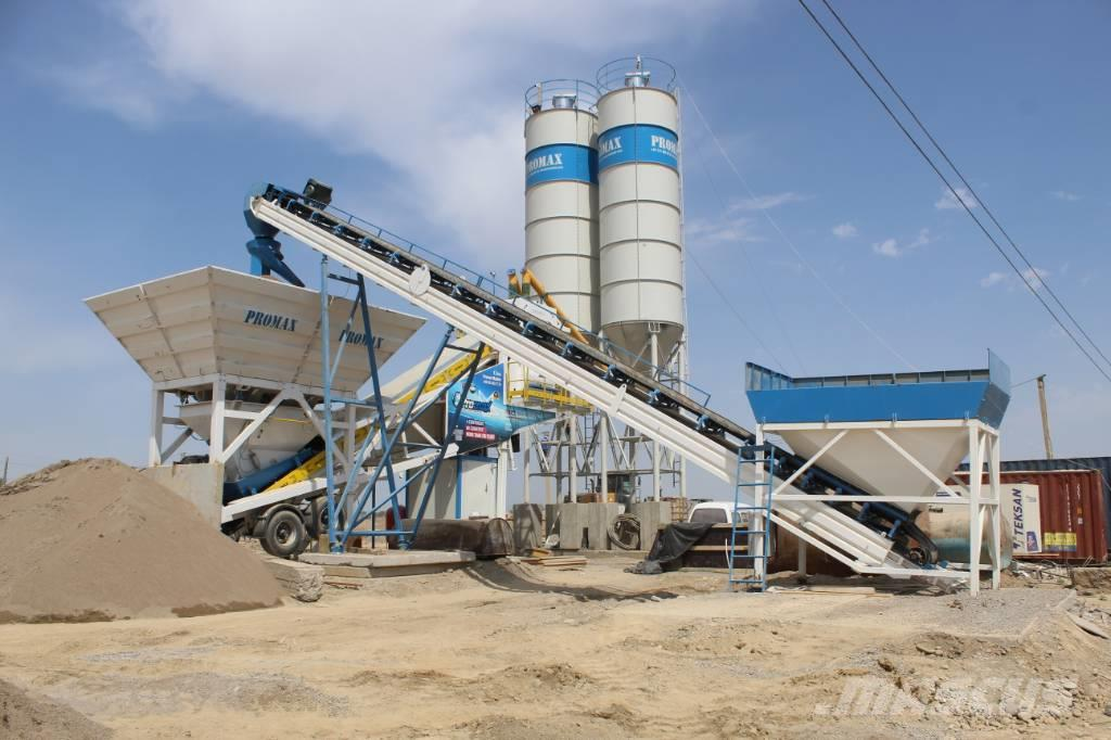 [Other] PROMAX MOBILE CONCRETE BATCHING PLANT M100-TWN(100