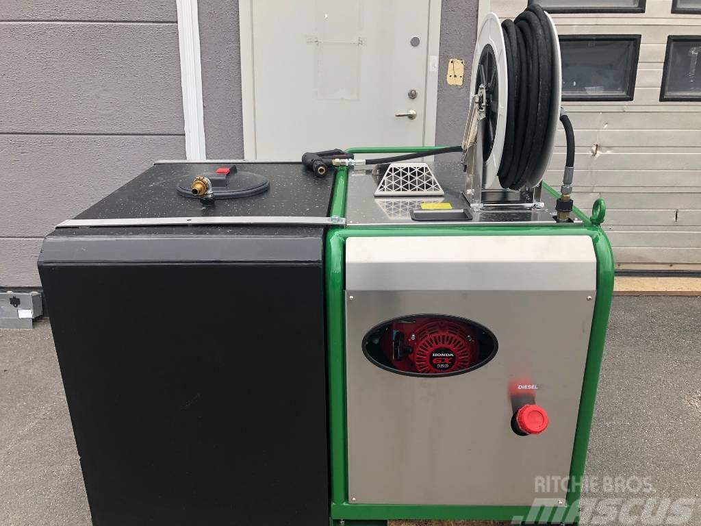 [Other] BioMant Compact BE ogräsbekämpning