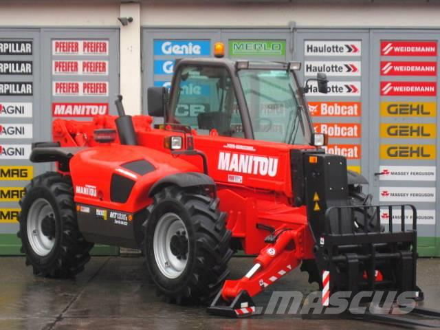 Manitou Manitou MT 1235 S Serie III-E2 ** 12m / 3.5t.