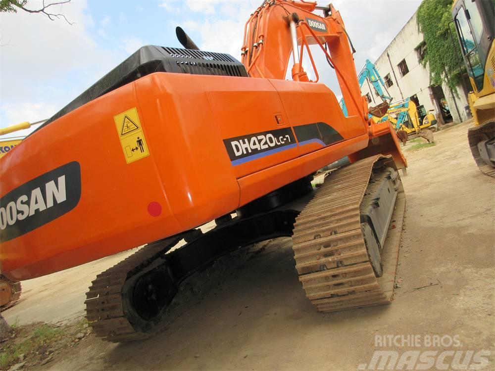 Doosan DH420LC-7