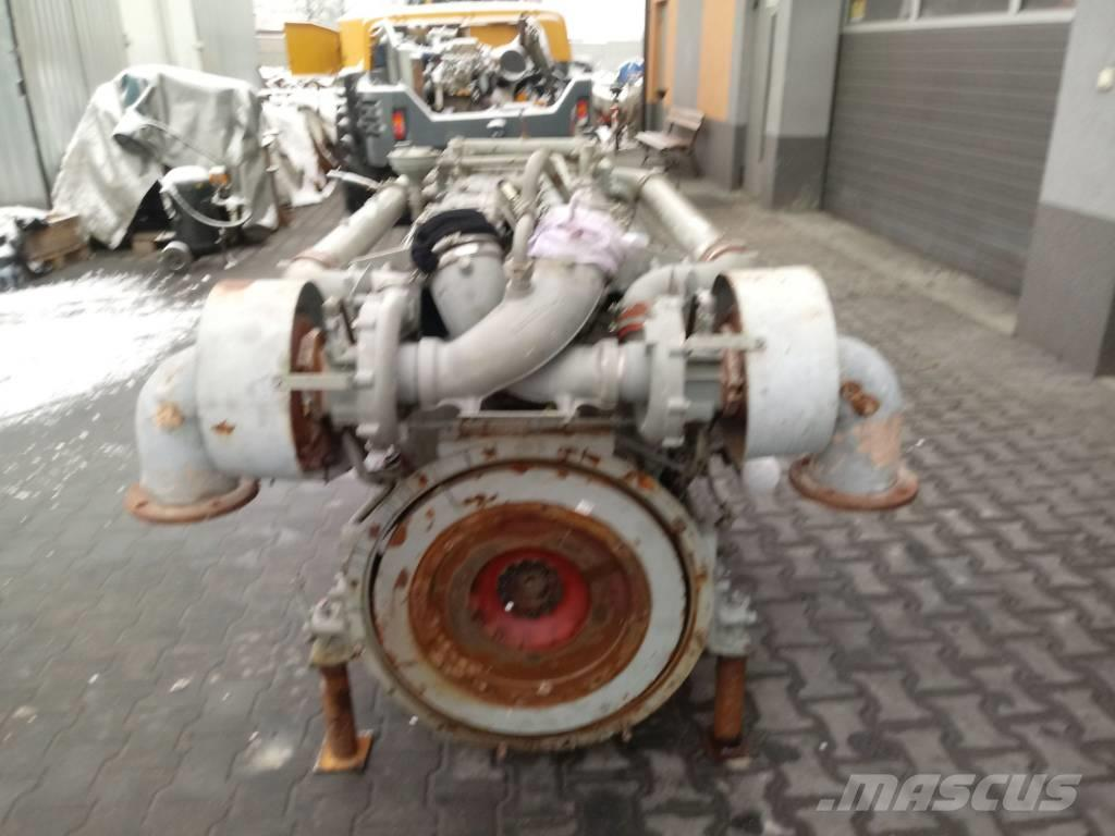 Deutz TBD 234 V12  234.12.03189 Silnik Engine Motor