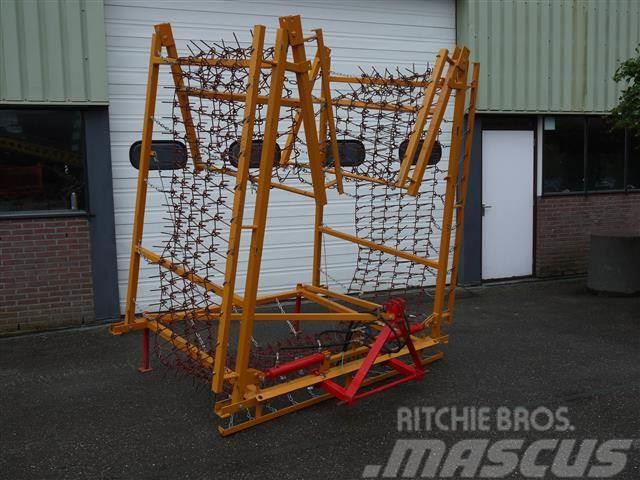 Frato Hydraulisch opklapbare wiedeg 9 meter Duijndam Mac