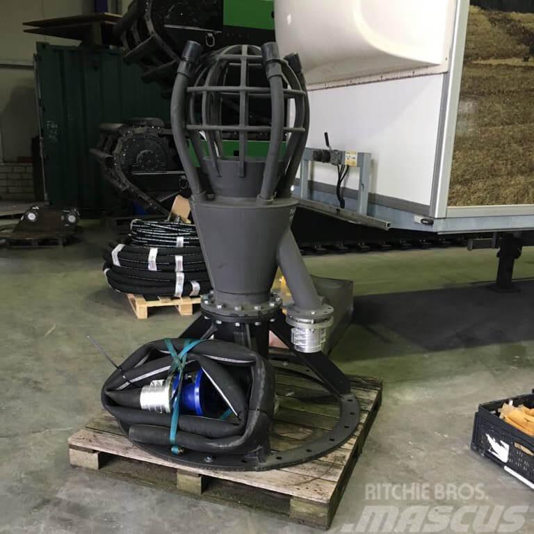 Knoop Rental dredge pump, baggerpomp, Jet pump, bo - Dredgers for