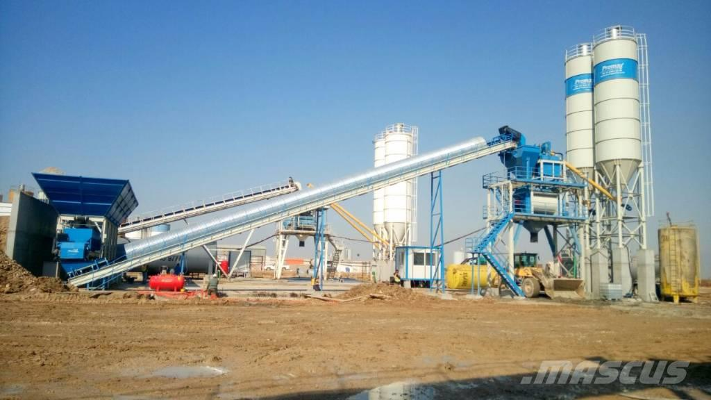 [Other] PROMAXSTAR Stationary Concrete Batching Plant S130