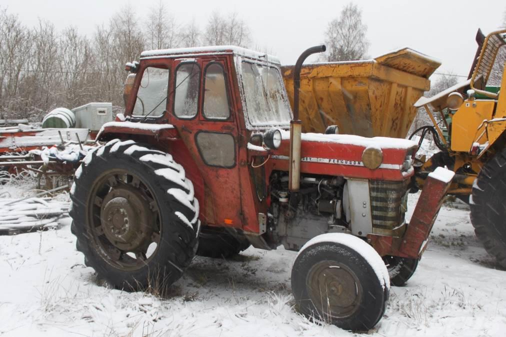 Massey Ferguson 165S