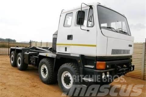 [Other] Leyland-DAF 8x6 Truck Hooklift Loadbody