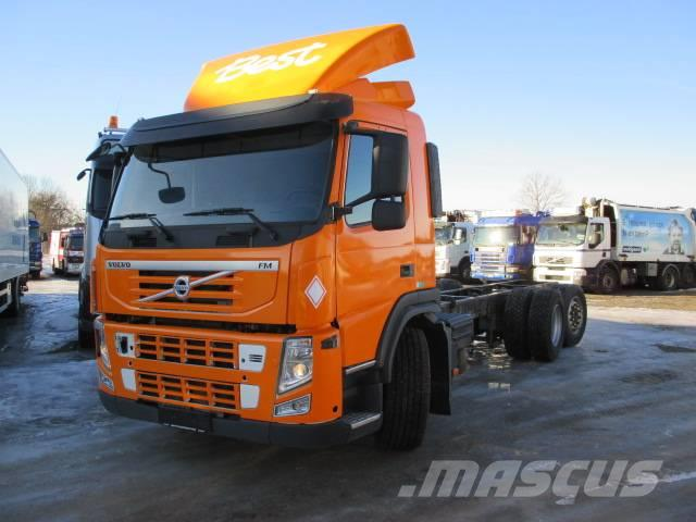 Volvo FM 400 6x2 CHASSIS