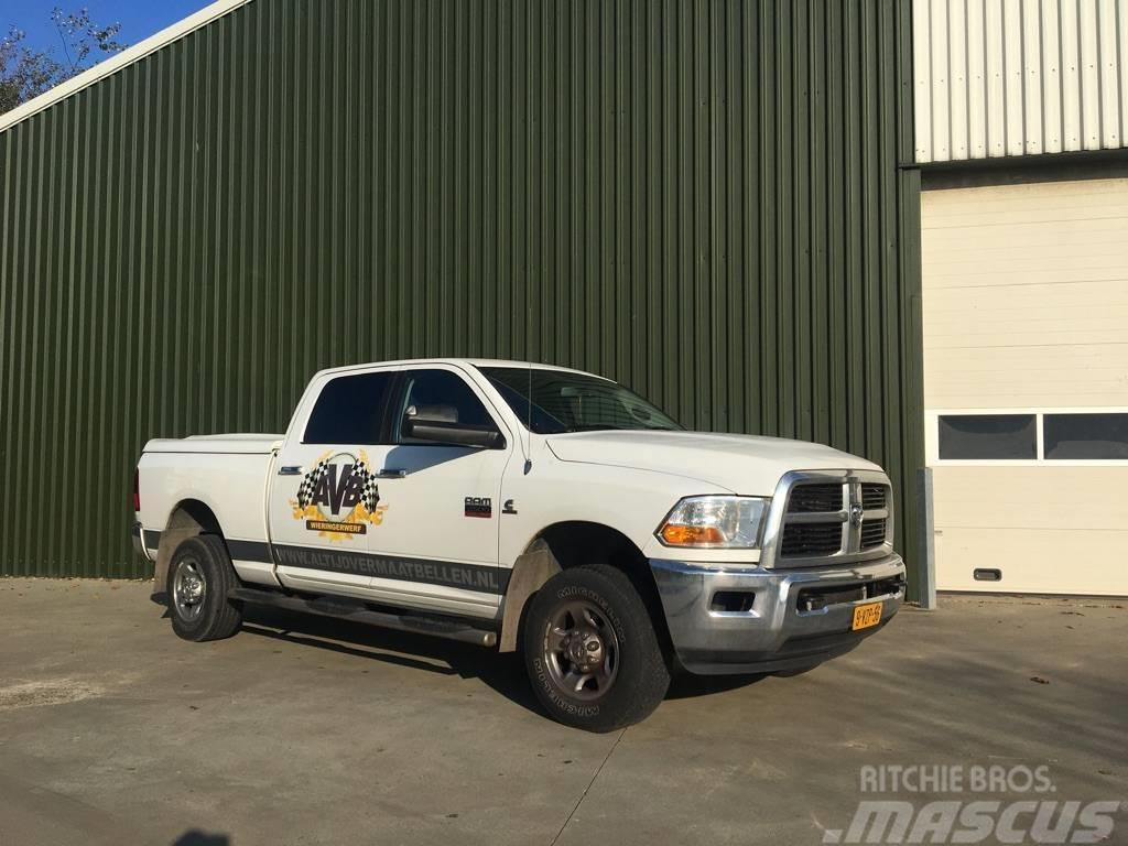 Dodge Ram 2500 6,7L Cummins Diesel 4x4