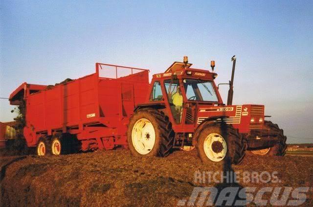 [Other] DECOV silagewagen aangedreven assen 4800