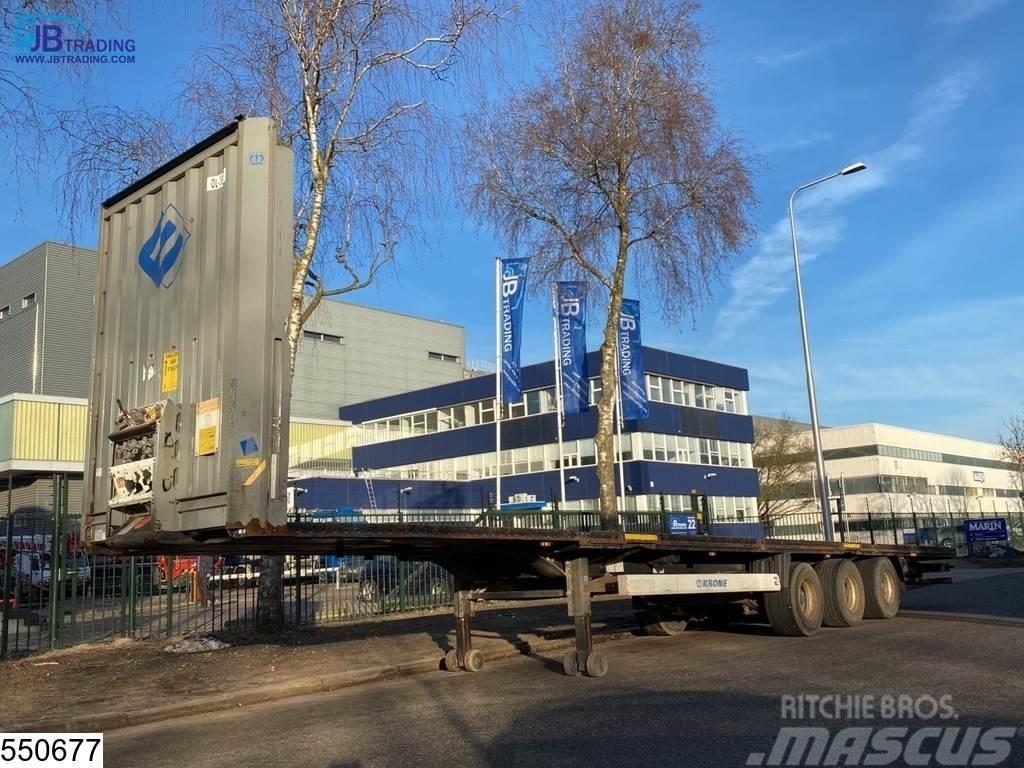 Krone open laadbak Jumbo, Mega