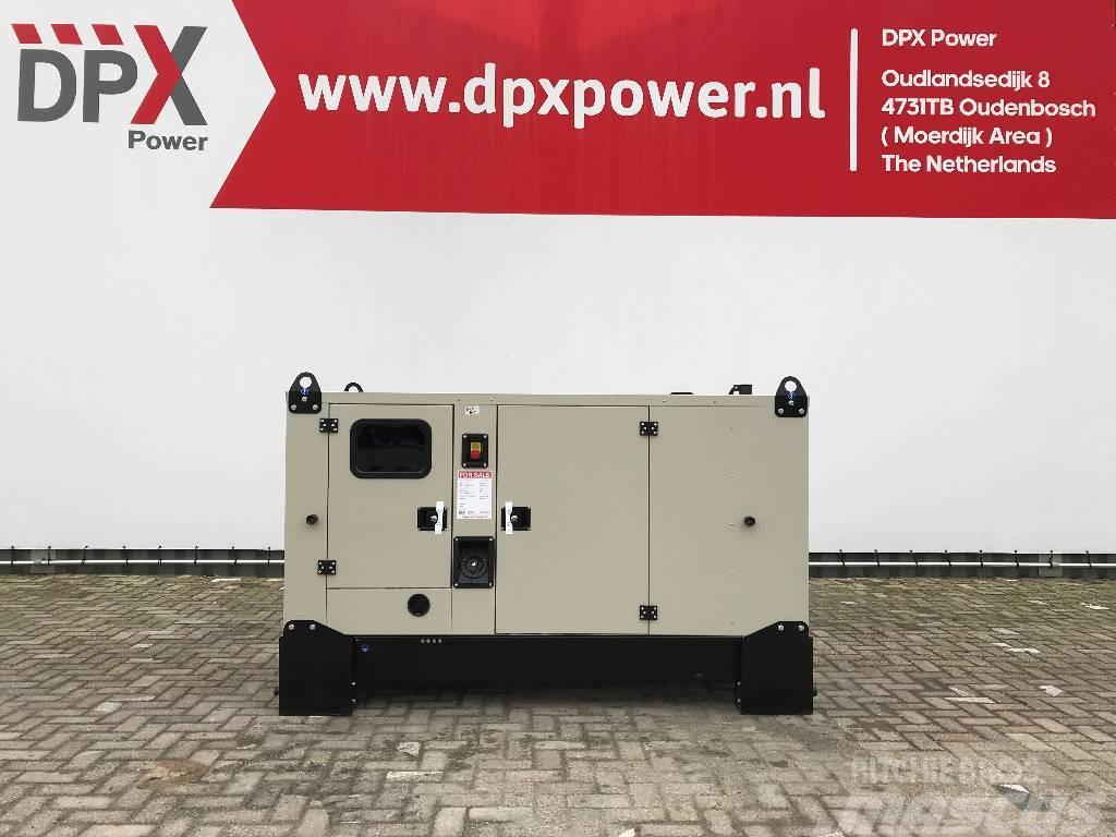 Perkins 1103A-33T - 63 kVA Generator - DPX-17654