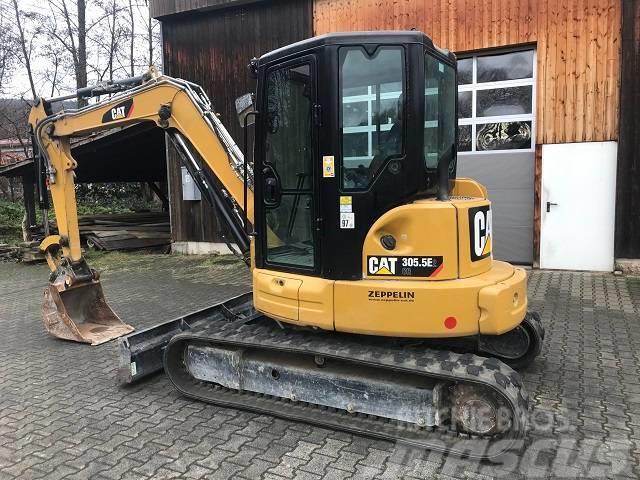 Caterpillar 305.5 E2 CR       INV 304 303 307 308