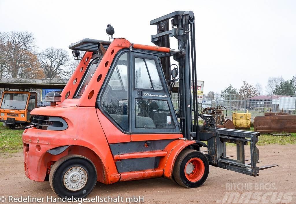 Linde H60 - 353 Diesel
