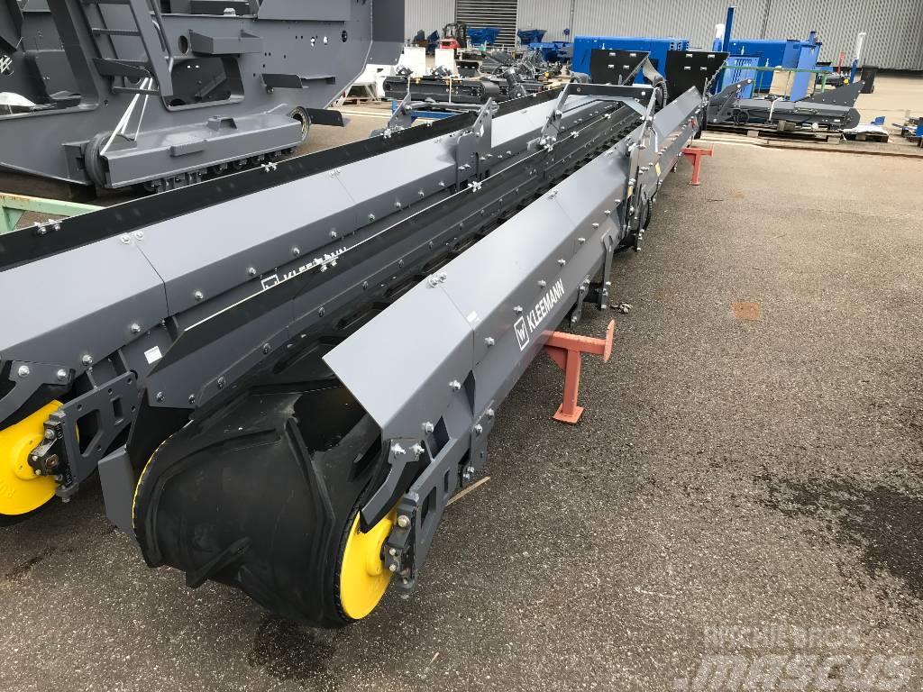 Kleemann MR 110 Z Evo return conveyor