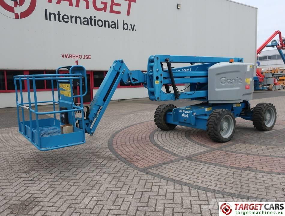 Genie Z-45/25J RT Diesel 4x4 Boom Work Lift 1605cm