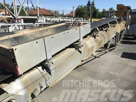 [Other] Inconnue Convoyeur à bande 0,65x7,80 m
