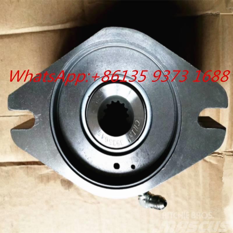 Cummins QSB engine Hydraulic Pump 3910653 3923319 3939961