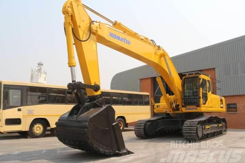 Komatsu PC400-7 Excavator