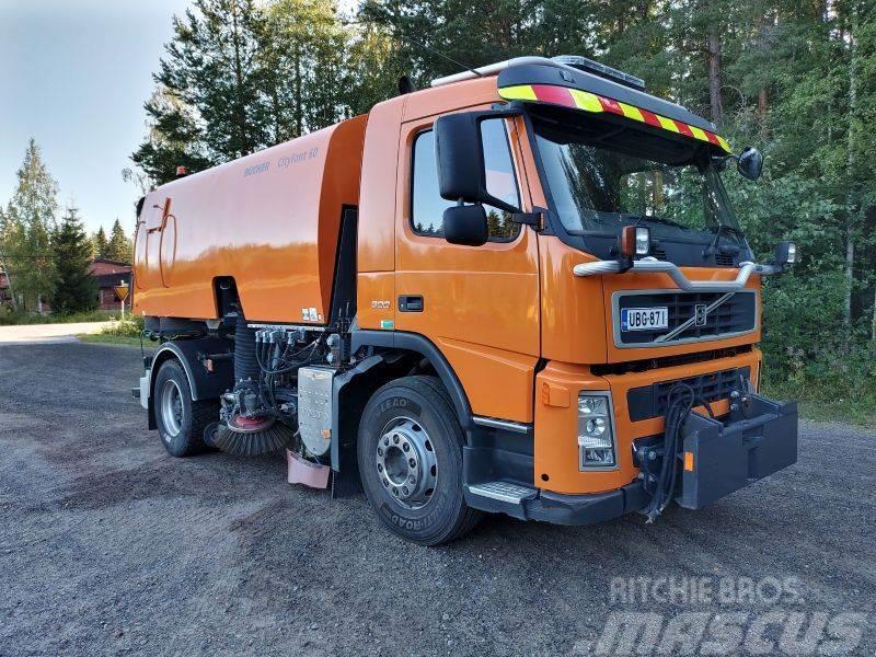 Bucher Cityfant 60 / Volvo monitoimiajoneuvo