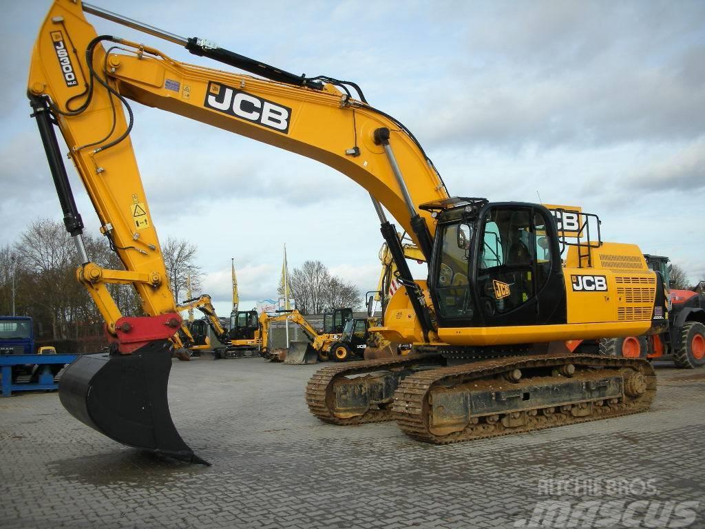 JCB JS 300 NLC T4F