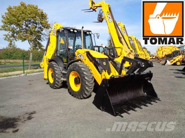 JCB 4 CX | CATERPILLAR7432, CAT 434E