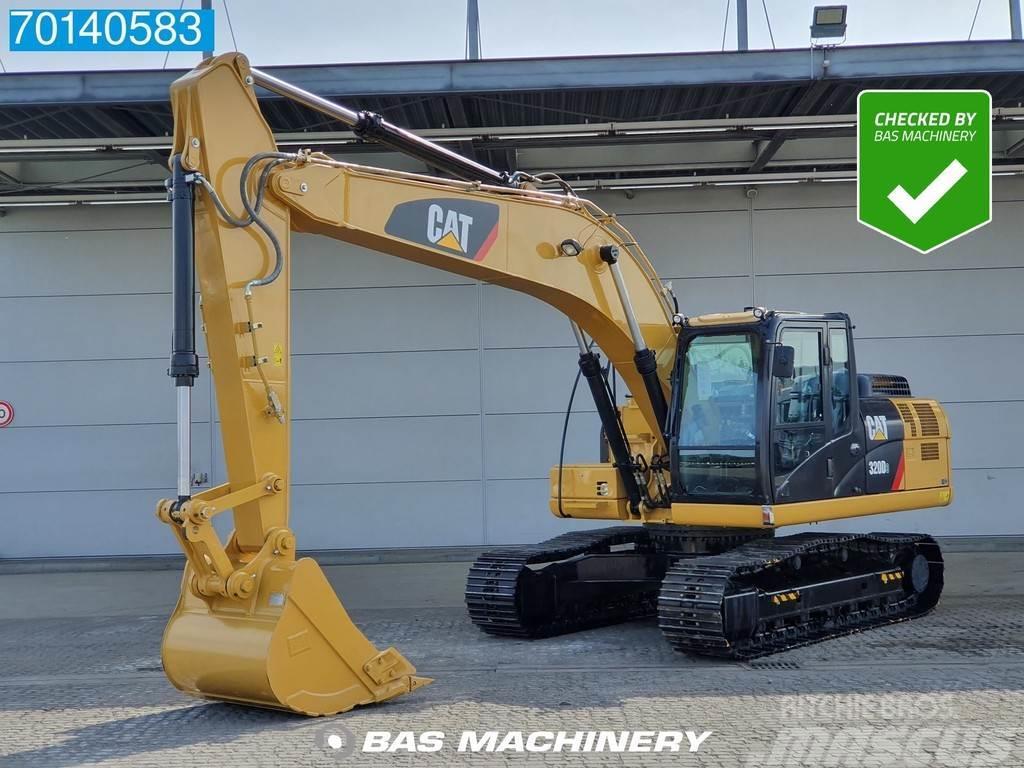 Caterpillar 320 D 3 NEW UNUSED - INC HAMMER LINE