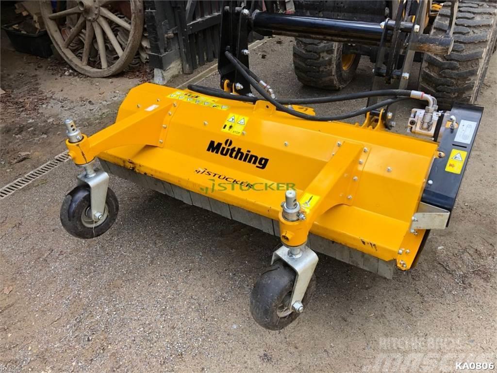 Müthing MU-FM 140 Hydro für JCB 403