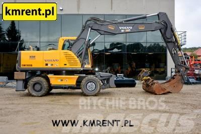 Volvo EW 180 160 JCB JS 175 145 LIEBHERR 314 904 900