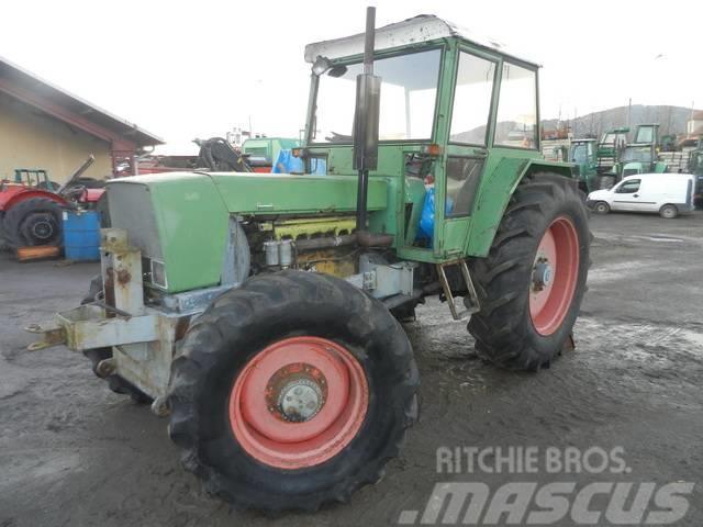 Fendt Xaver FWA 184S Ciągnik rolniczy