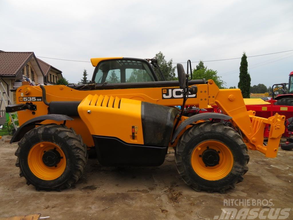 JCB Ładowarka JCB 535-95/ Погрузчик JCB 535-95