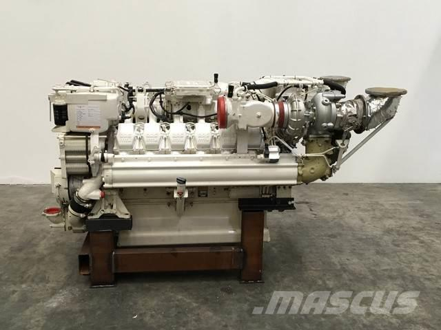 MTU 12v2000