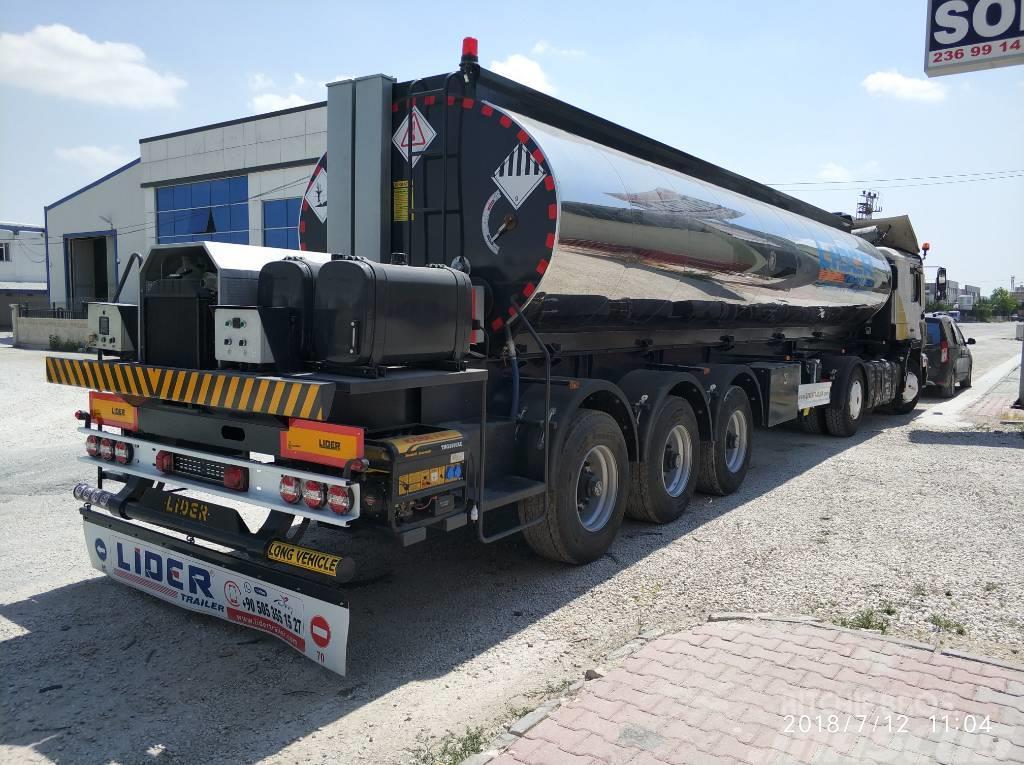 Lider Bitumen tanker