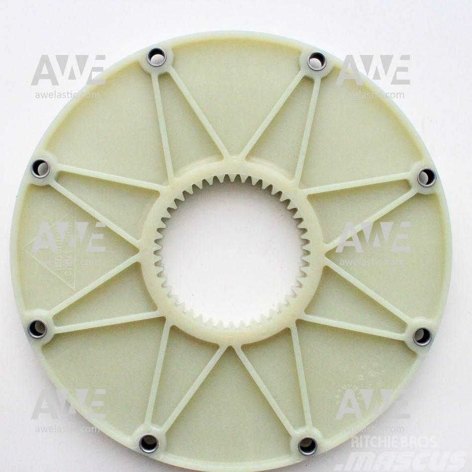 Komatsu 4191231110; Komatsu 4181261110 coupling flange