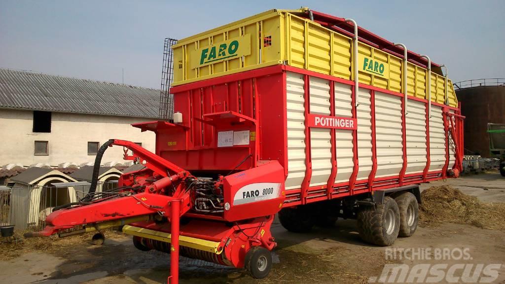 Pöttinger Faro 8000 L