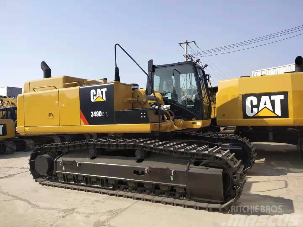 Caterpillar 349 D L