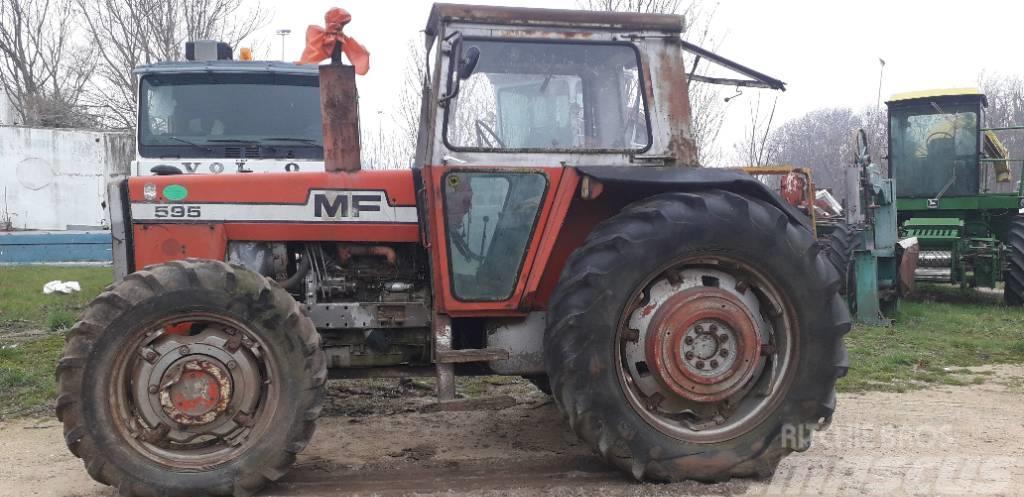 Massey Ferguson parts 595A parts