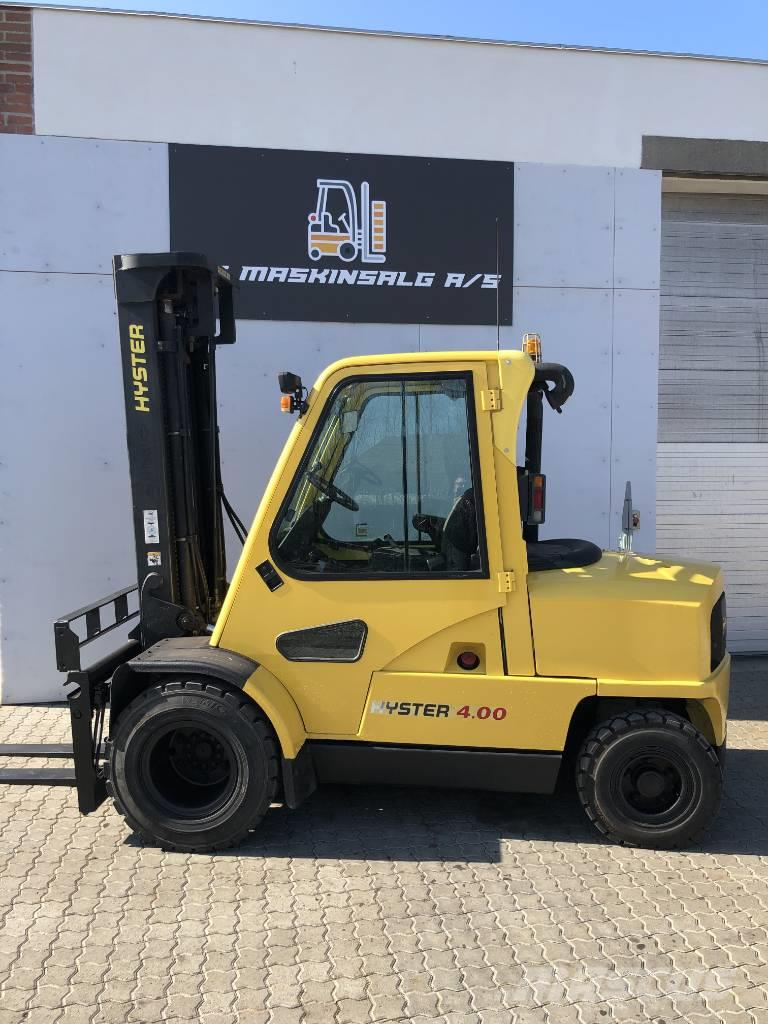 Hyster H4.00XM-6-D