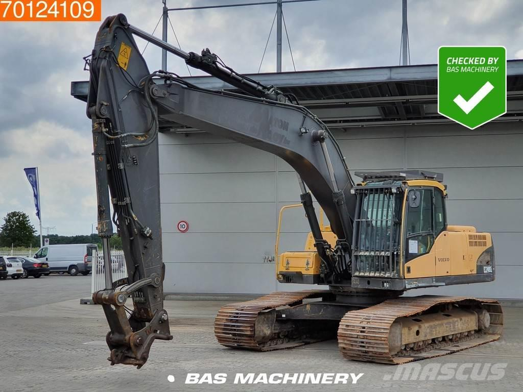 Volvo EC240 CL Dutch machine - all functions
