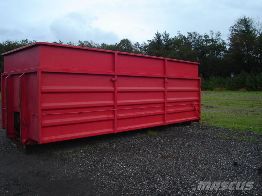 [Other] vamø container