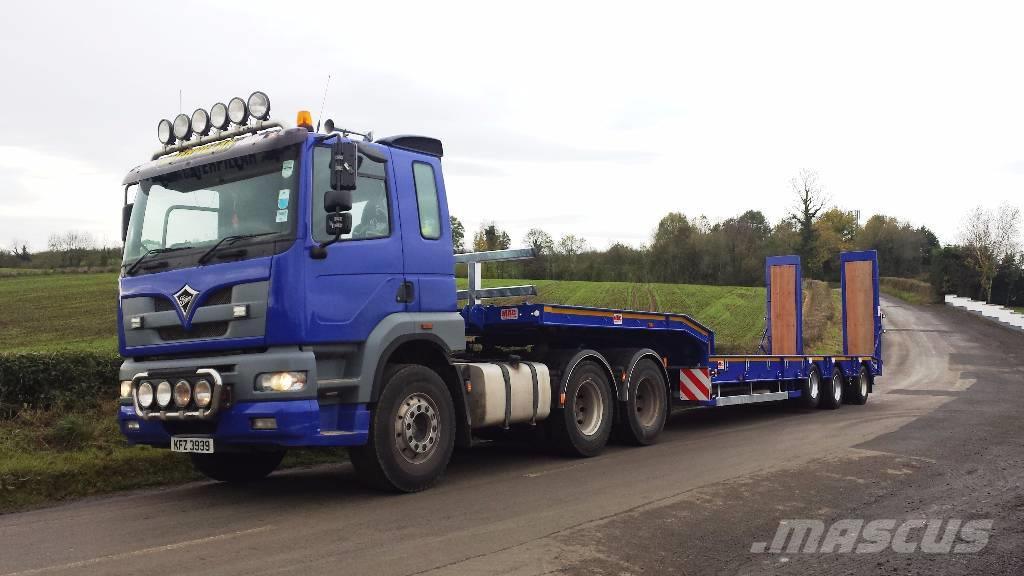 MAC CAT2 Step Frame Low Loader