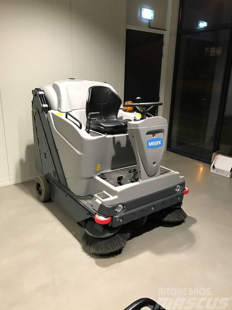 Meijer VR 1500 Veegmachine