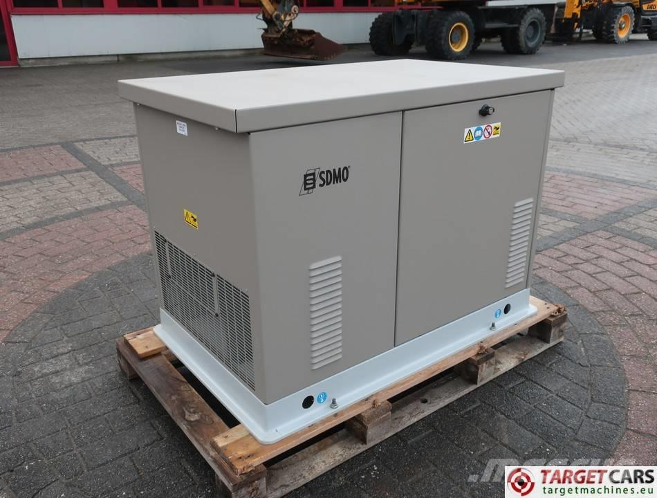 Sdmo RES13EC GAS 11.6KVA Generator 230V NEW UNUSED