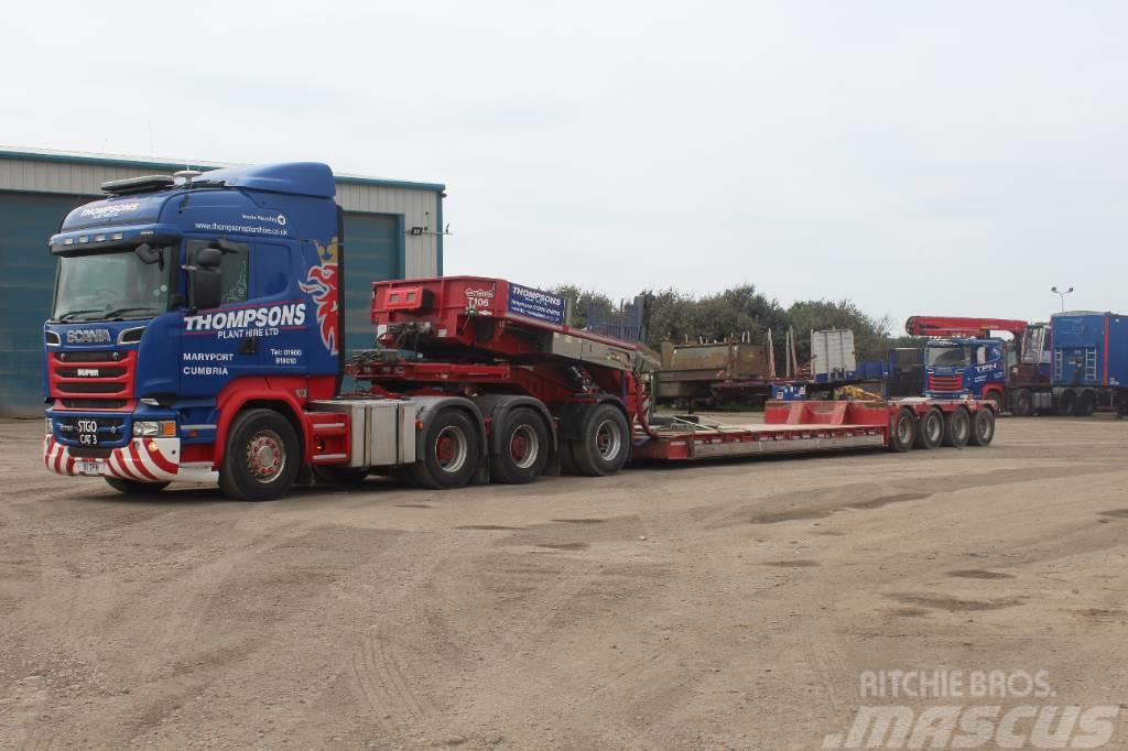 Scania R series 6x4