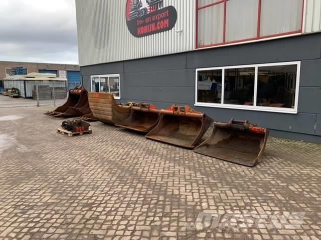Gjerstad Buckets all S connections S45, S60, S70, S80, S90.