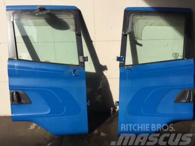 Scania Deur Portier 4/R serie