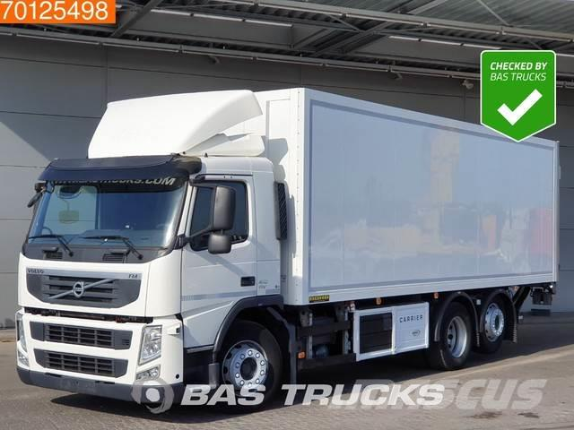 Volvo FM 410 6X2 Steering-Axle Ladebordwand EEV